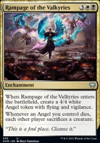 Rampage of the Valkyries -