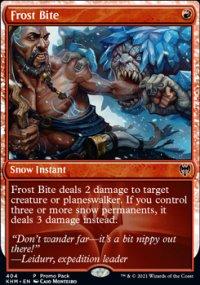 Frost Bite -