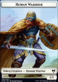 Human Warrior -