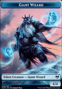 Giant Wizard -