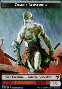 Zombie Berserker -