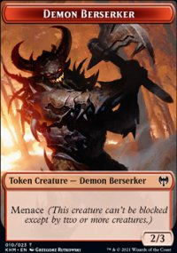 Demon Berserker -