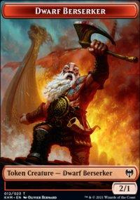 Dwarf Berserker -