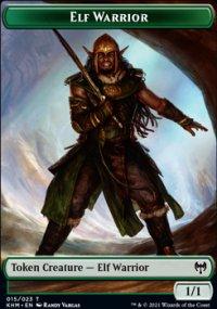 Elf Warrior -
