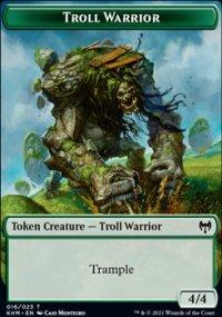 Troll Warrior -