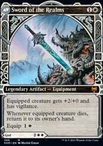 Sword of the Realms 2 - Kaldheim