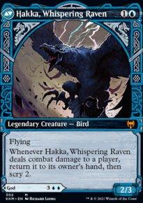 Hakka, Whispering Raven 2 - Kaldheim