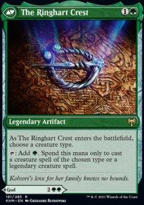 The Ringhart Crest - Kaldheim