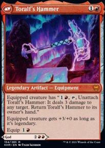Toralf's Hammer 1 - Kaldheim