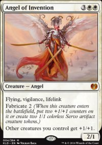 Angel of Invention - Kaladesh