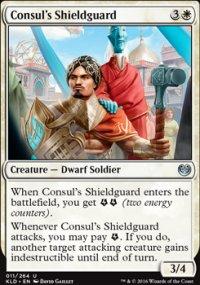 Consul's Shieldguard - Kaladesh