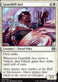 Gearshift Ace - Kaladesh