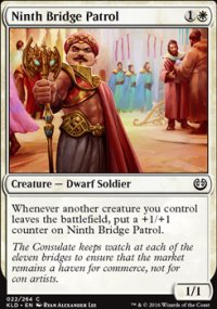 Ninth Bridge Patrol - Kaladesh