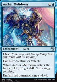 Aether Meltdown - Kaladesh