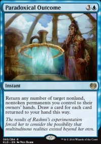 Paradoxical Outcome - Kaladesh