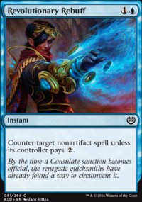 Revolutionary Rebuff - Kaladesh
