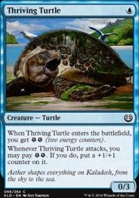 Thriving Turtle - Kaladesh