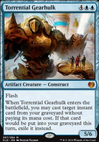 Torrential Gearhulk - Kaladesh
