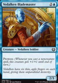 Vedalken Blademaster - Kaladesh