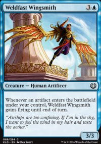 Weldfast Wingsmith - Kaladesh