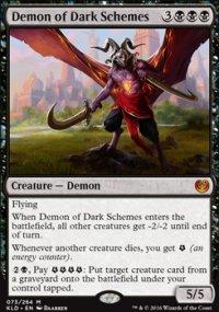 Demon of Dark Schemes - Kaladesh