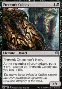 Fretwork Colony - Kaladesh