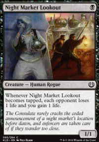 Night Market Lookout - Kaladesh