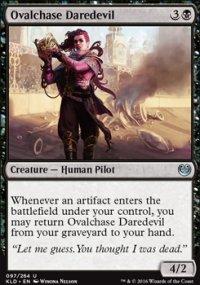 Ovalchase Daredevil - Kaladesh