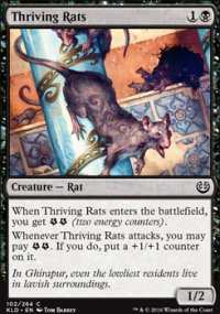 Thriving Rats - Kaladesh