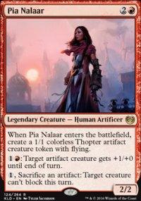 Pia Nalaar - Kaladesh