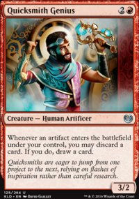 Quicksmith Genius - Kaladesh
