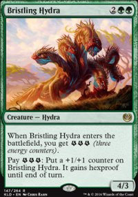 Bristling Hydra - Kaladesh