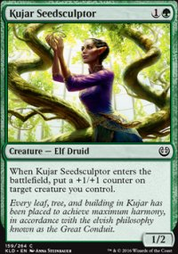 Kujar Seedsculptor - Kaladesh
