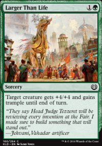 Larger Than Life - Kaladesh
