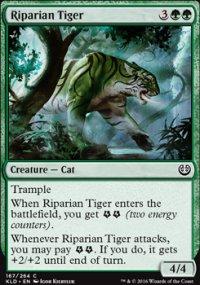 Riparian Tiger - Kaladesh
