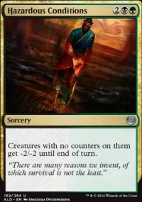 Hazardous Conditions - Kaladesh