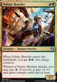 Voltaic Brawler - Kaladesh