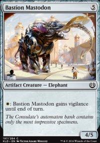 Bastion Mastodon - Kaladesh