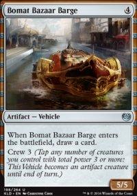 Bomat Bazaar Barge - Kaladesh