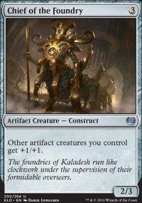 Chief of the Foundry - Kaladesh