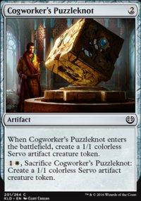 Cogworker's Puzzleknot - Kaladesh