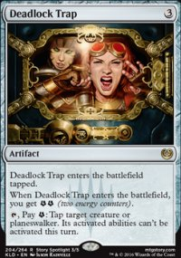 Deadlock Trap - Kaladesh