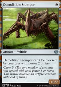 Demolition Stomper - Kaladesh