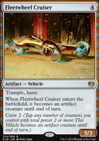 Fleetwheel Cruiser - Kaladesh