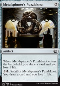 Metalspinner's Puzzleknot - Kaladesh