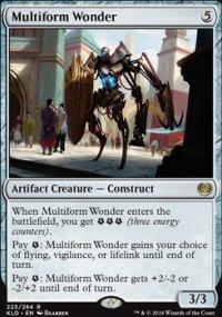 Multiform Wonder - Kaladesh