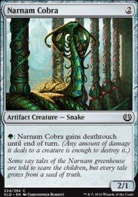 Narnam Cobra - Kaladesh