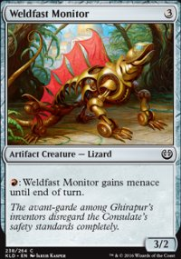 Weldfast Monitor - Kaladesh