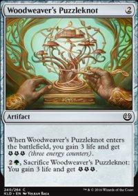 Woodweaver's Puzzleknot - Kaladesh