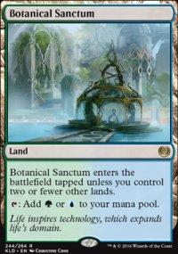 Botanical Sanctum - Kaladesh